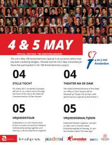 4 & 5 May: 180 Amsterdammers Special