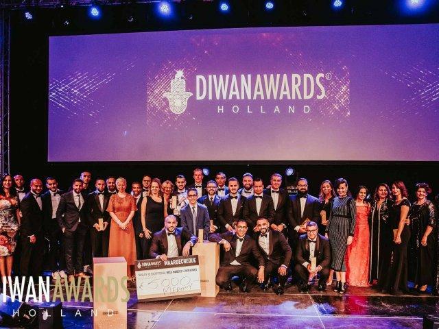 Diwan Awards Holland2